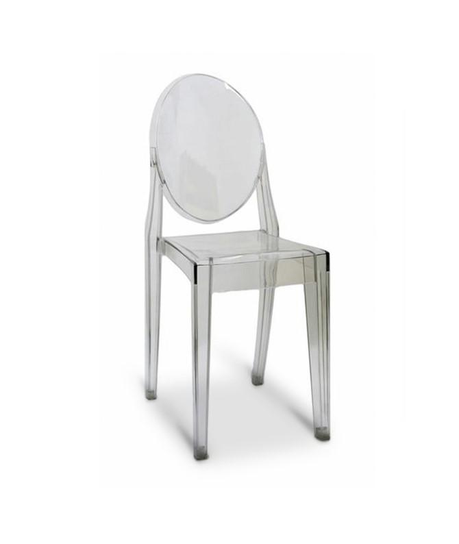 Aluguer Cadeira Acrílica Alugar Eventos. Magnezya Event Support
