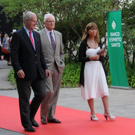 Evento Embaixada Brasil