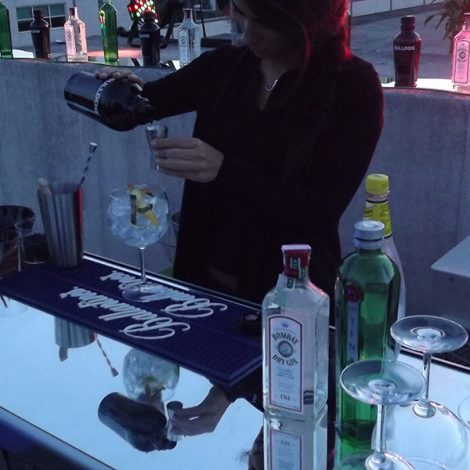 Evento Rooftop