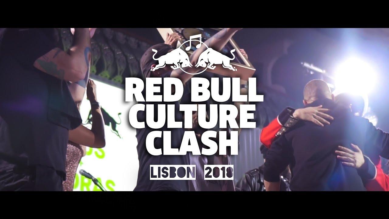 Red Bull Music Culture Clash Lisbon 2018