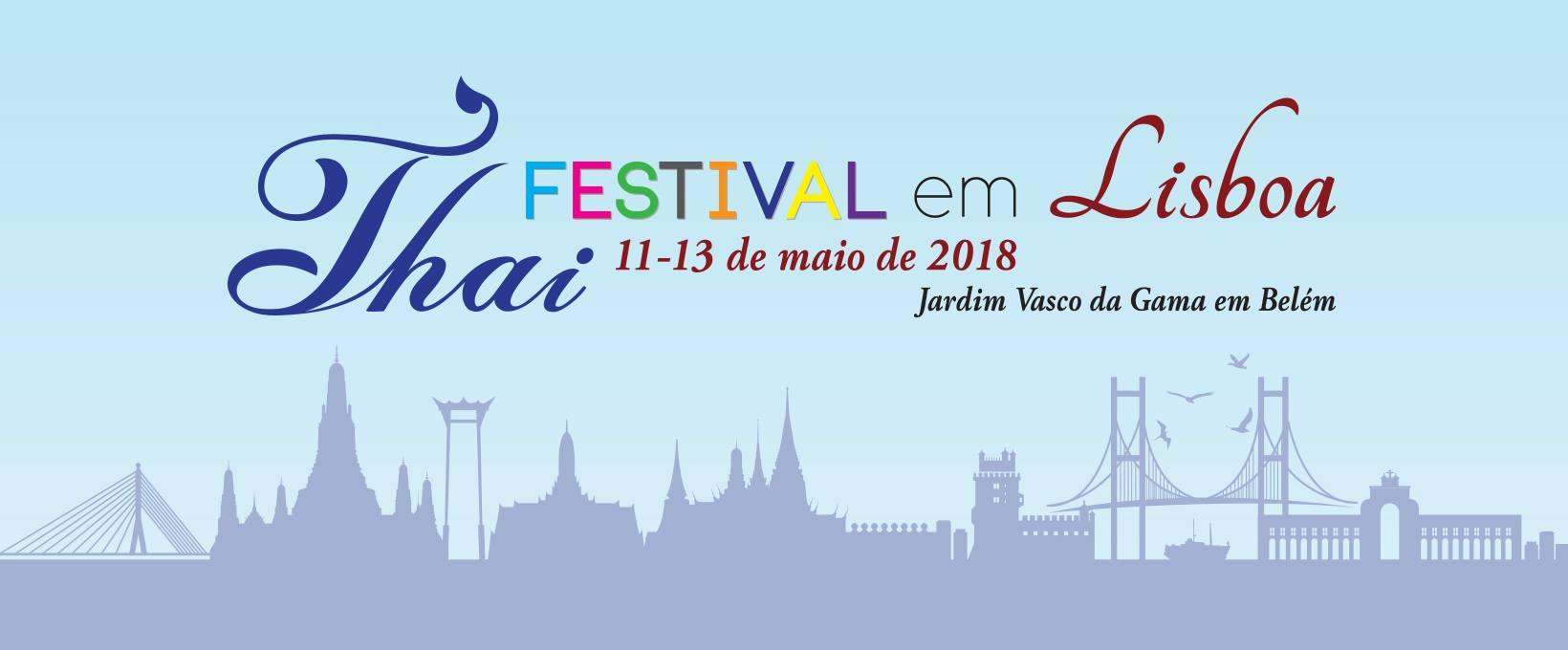 Thai Festival in Lisbon 2018