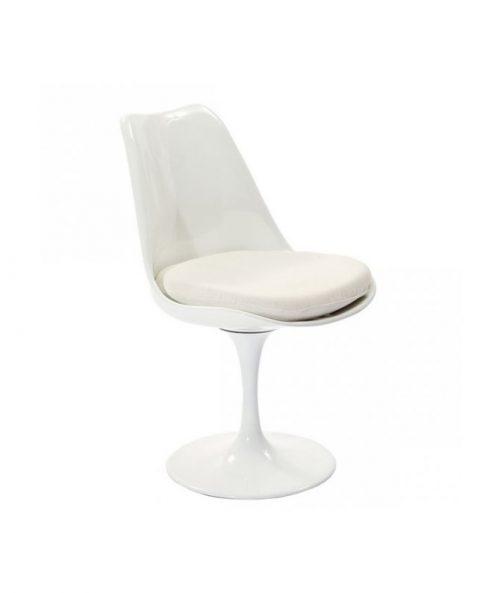 Aluguer Cadeira Tulipa Branco. Magnezya Event Support