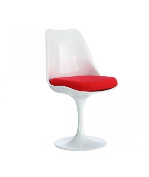 Aluguer Cadeira Tulipa Vermelho. Magnezya Event Support