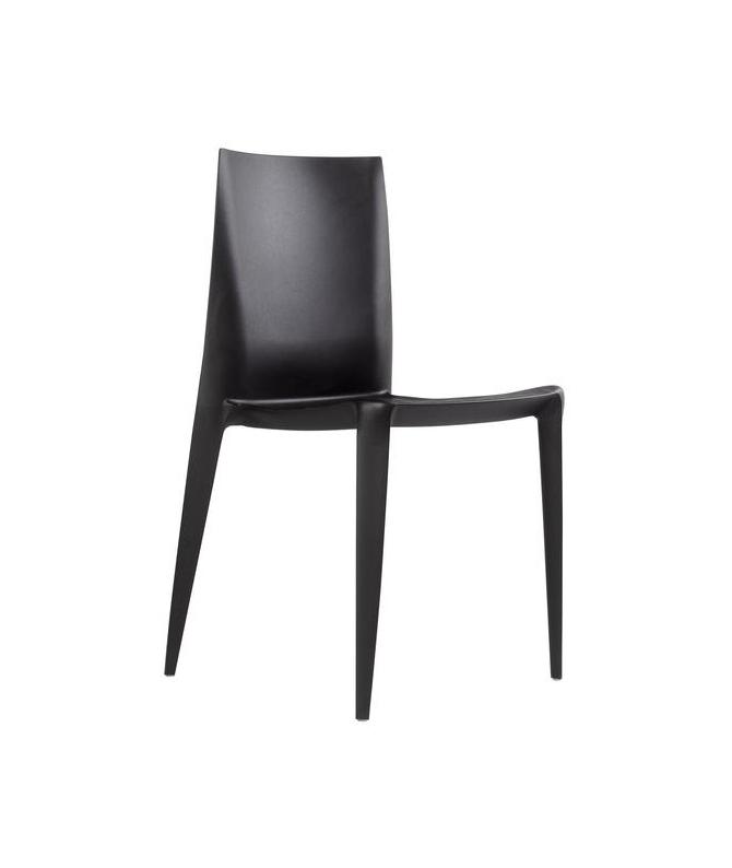 Aluguer Cadeira Plástica Preto Alugar Eventos. Magnezya Evet Support