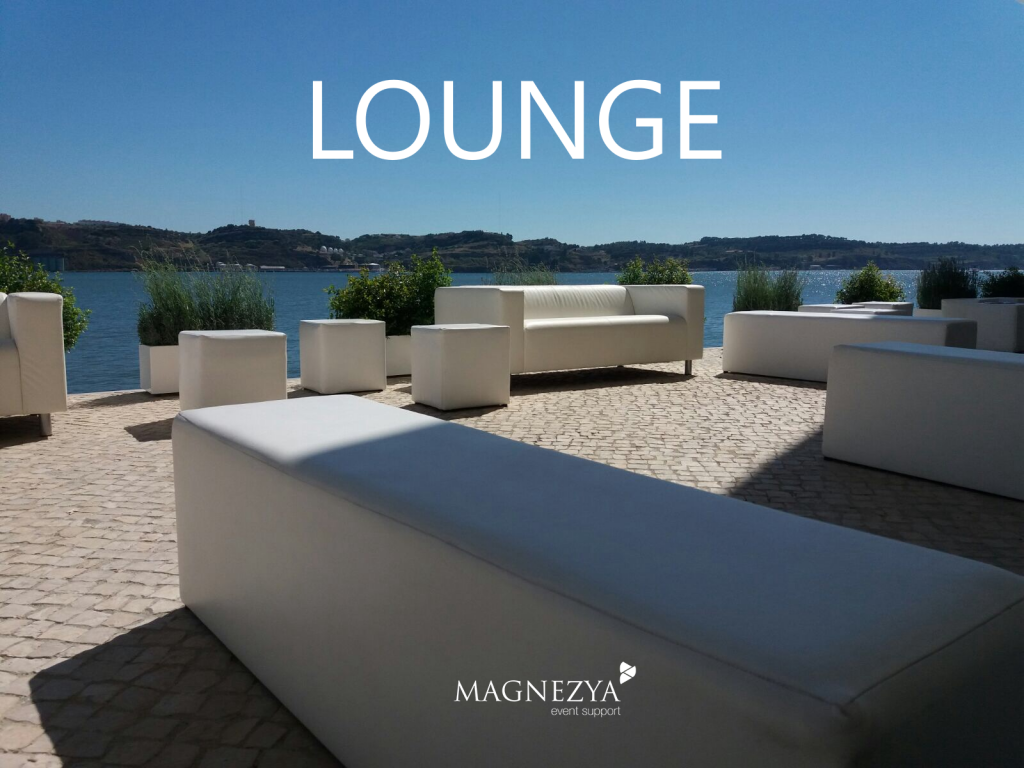 Aluguer Lounge - Magnezya Event Support