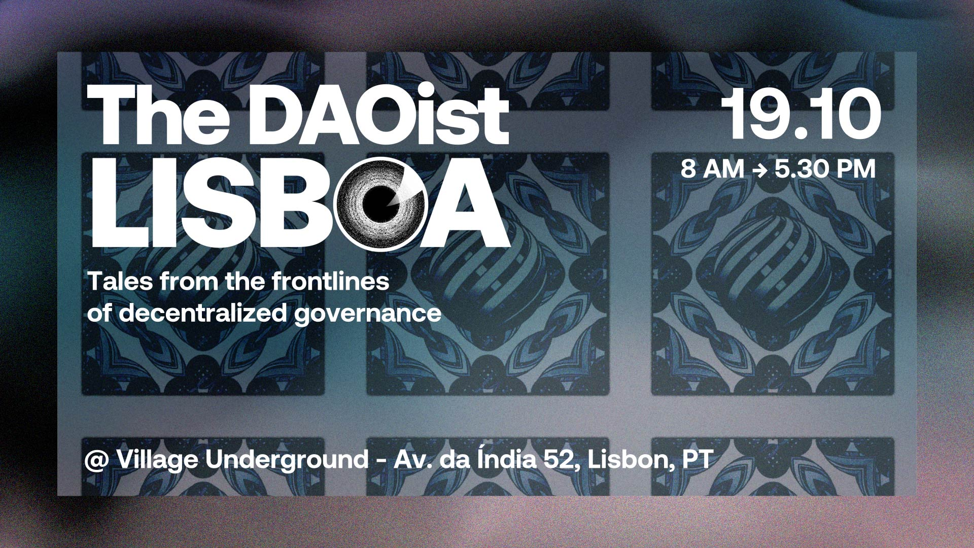 The DAOist Conference – 19.10